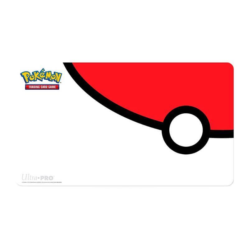 Playmat Oficial Ultra PRO - Pokémon TCG: Poké Ball