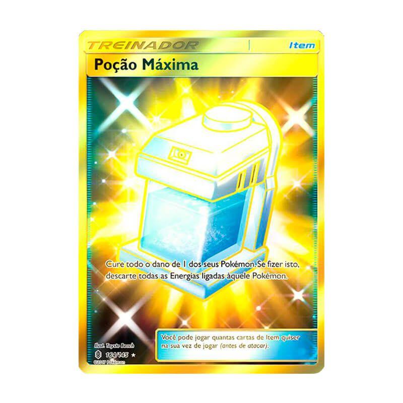 Pokémon TCG: Poção Máxima (164/145) - SM2 Guardiões Ascendentes
