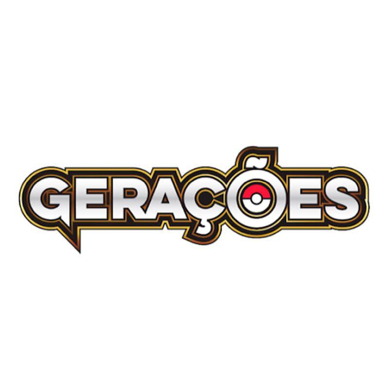 Pokémon TCG: Sylveon EX (RC21/RC32) - Gerações