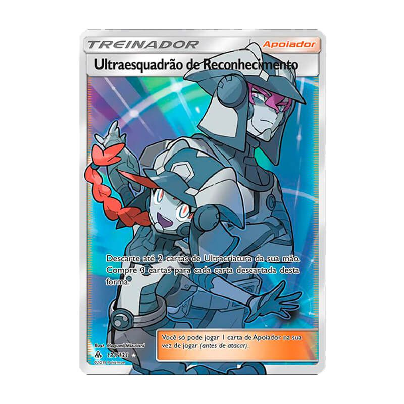 Pokémon TCG: Ultraesquadrão de Reconhecimento (131/131) - SM6 Luz Proibida
