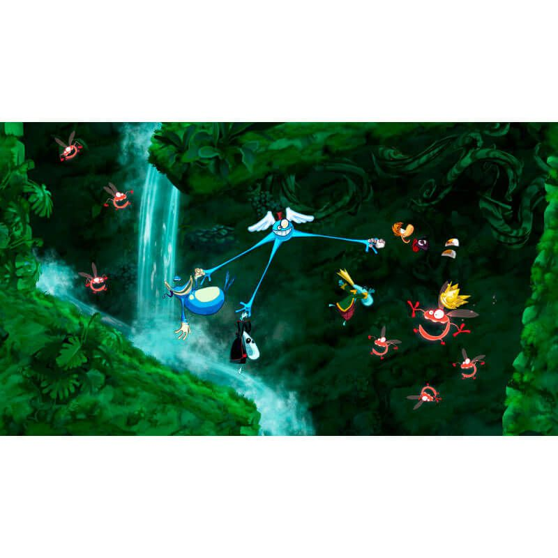 Jogo Rayman Origins - Nintendo Wii