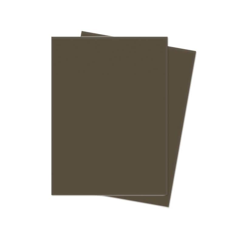 Sleeve Small Oficial Ultra PRO - Marrom (60 unidades)