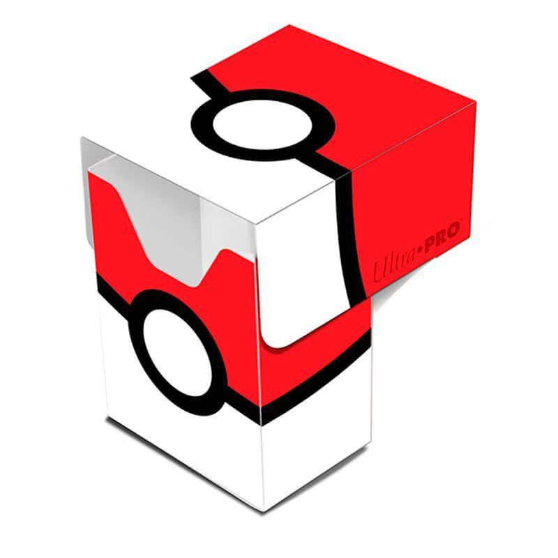 Sleeve Standard + Deck Box Oficial Ultra PRO - Pokémon TCG: Poké Ball