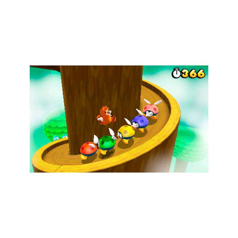 Jogo Super Mario 3D Land - Nintendo 3DS
