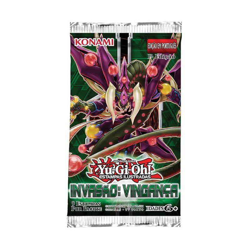 Yu-Gi-Oh! 3x Booster - Invasão: Vingança
