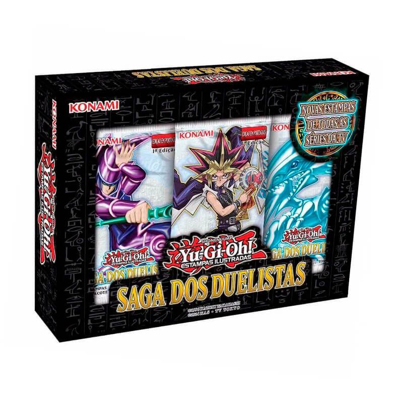 Yu-Gi-Oh! Booster Pack Especial - Saga dos Duelistas