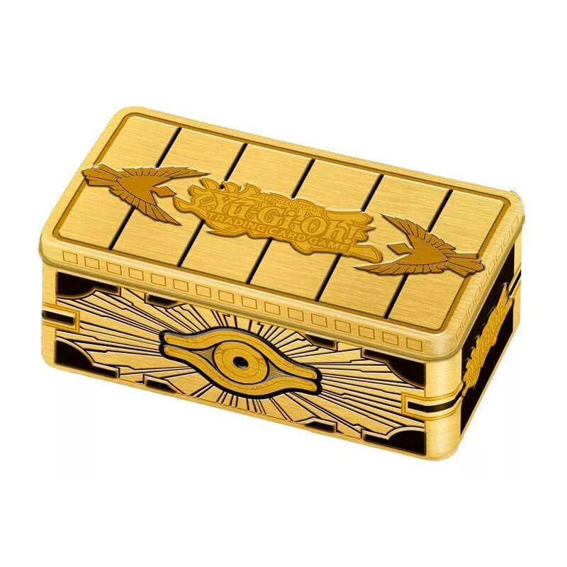Yu-Gi-Oh! Lata Sarcófago Dourado 2019