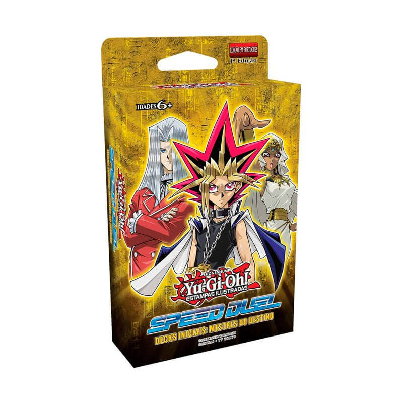 Yu-Gi-Oh! Speed Duel - Decks Iniciais: Mestres do Destino
