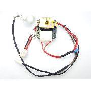Sensor Temp/vent Electrolux Orig Df80 8 Vias 220v 70294645