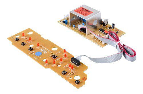 Placa Potência Interface Brastemp Bwc10ab V.3 Bivolt Cp1447
