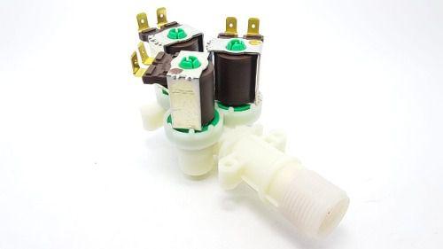 Válvula Entrada De Água Tripla Brastemp Consul 220v Emicol