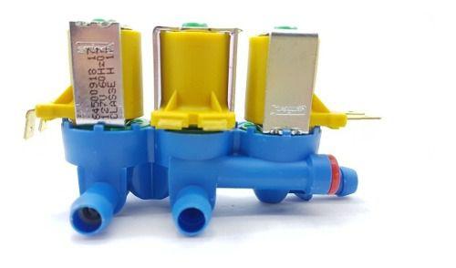 Válvula Água Electrolux Tripla 110v Lbu15 Orig 64500918