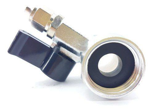Válvula Conexão Purificador/refg Sbs Electrolux 306649900081