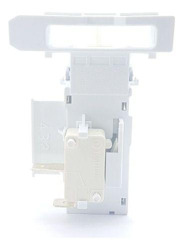 Dispositivo Trava Electrolux Lt12f Lt15f Lbu15 64287508 Orig