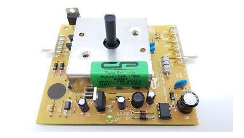 Placa Eletrônica Electrolux Lte07 70202144 Bivolt Cp1238