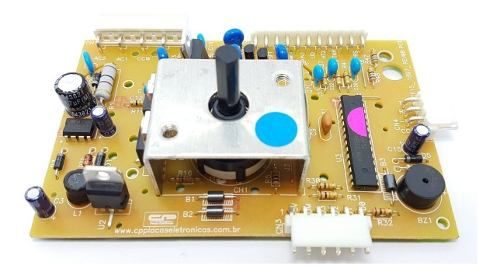 Placa Eletrônica Electrolux Lte12nv 70202698 Bivolt Cp1459