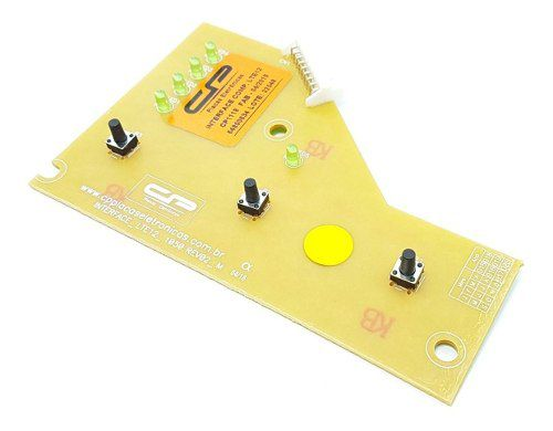 Placa Interface Electrolux Lte12 64800634 Cp1118