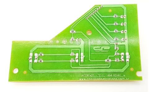 Placa Interface Electrolux Lte12 64800634 Cp1118