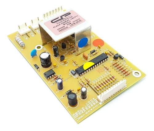Placa Eletrônica Electrolux Lt60 64800658 Bivolt Cp0940