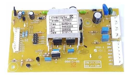 Placa Lavadora Electrolux Lq11 Lf11 64800226 Original Bivolt