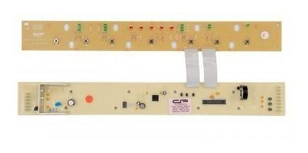 Placa Compatível Lavadora Bwf24a Bwf08a Bivolt Cp0206