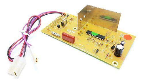 Controle Eletrônico Comp. Lavadora Cwe06a/b Bivolt Cp0260