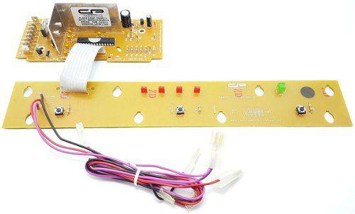 Placa Comp. Lavadora Bwm05a Bwb22a Smart Ii Bivolt Cp0200