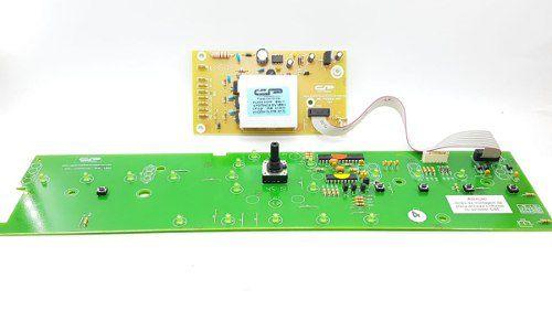 Placa Compatível Lavadora Bwl11 V3 W10356413 Bivolt Cp1044