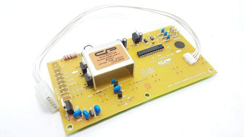 Placa Compatível Lavadora Lca11 Bivolt 2518510000 Cp1454