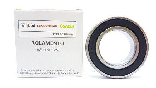 Rolamento 6006 2rs Brastemp/consul Original W10897149