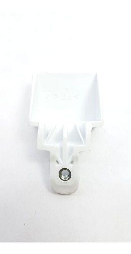 Suporte Puxador Inferior Branco Electrolux Df42 67405516