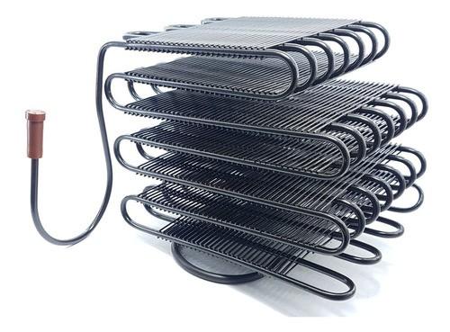 Condensador Com Tubo Calha Electrolux Df80 Di80x 66584475