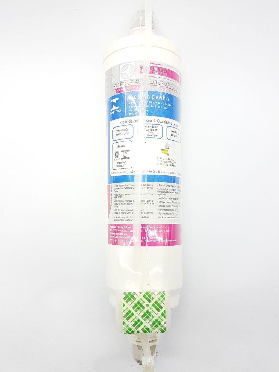 Filtro De Água Para Refrigerador Side By Side Externo Original
