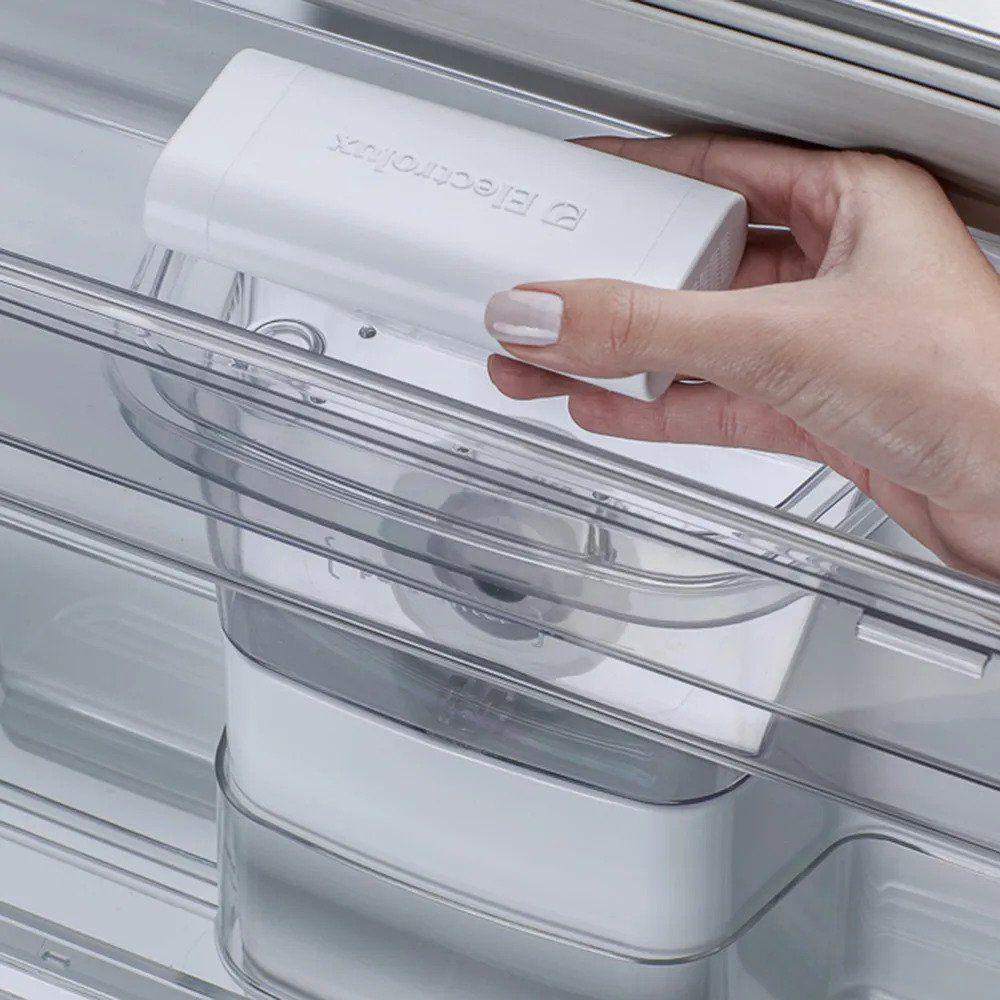 Filtro Refil Geladeira Electrolux Dfw45 Dw50 Di80x Dfi80 69999943