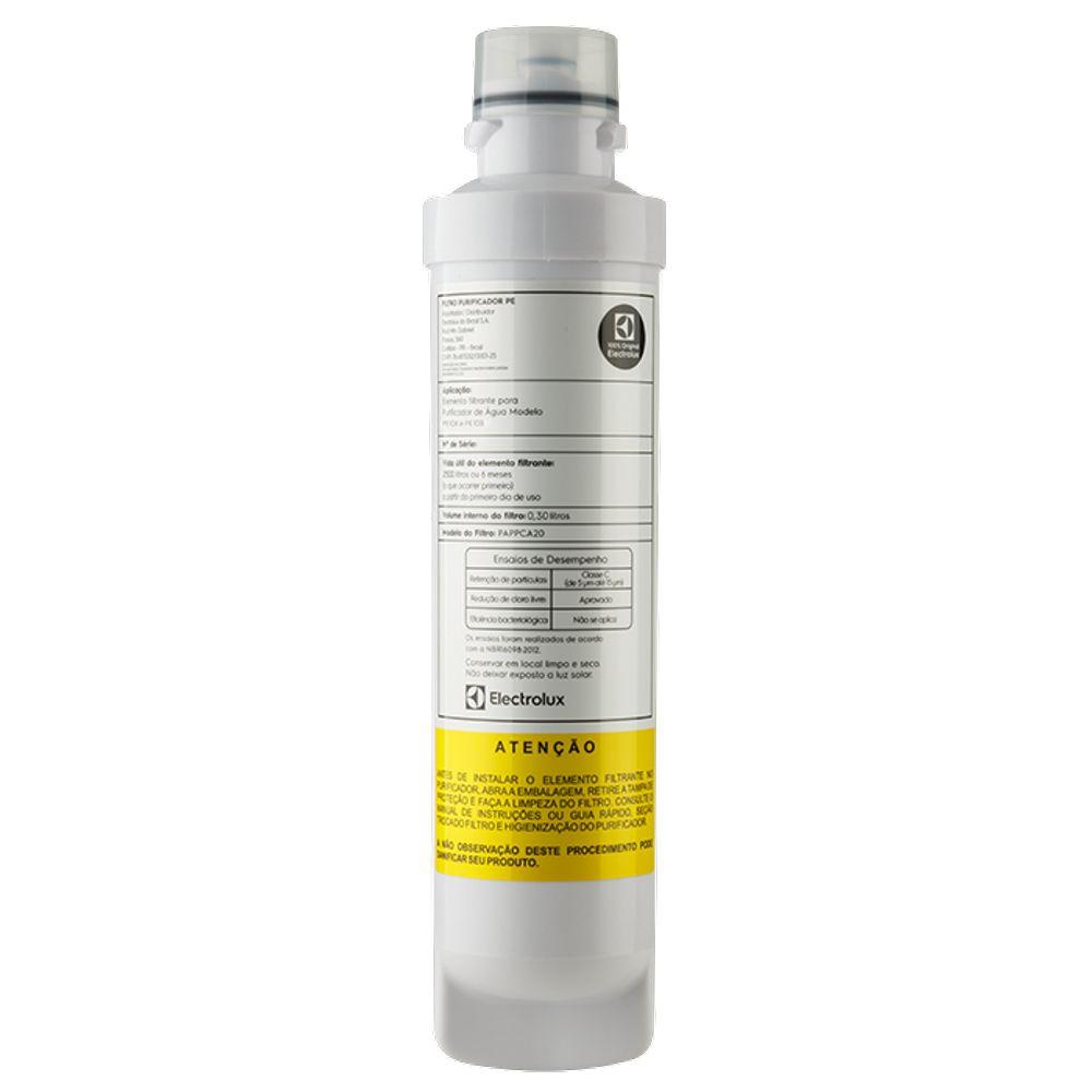 Filtro Refil Água Purificador Pe10b Pe10x 80000703 Original