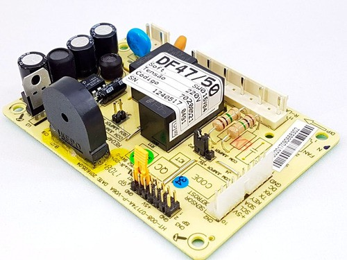 Kit Placa Electrolux Df47 Df50 Df50x Dfw50 70001456 220v