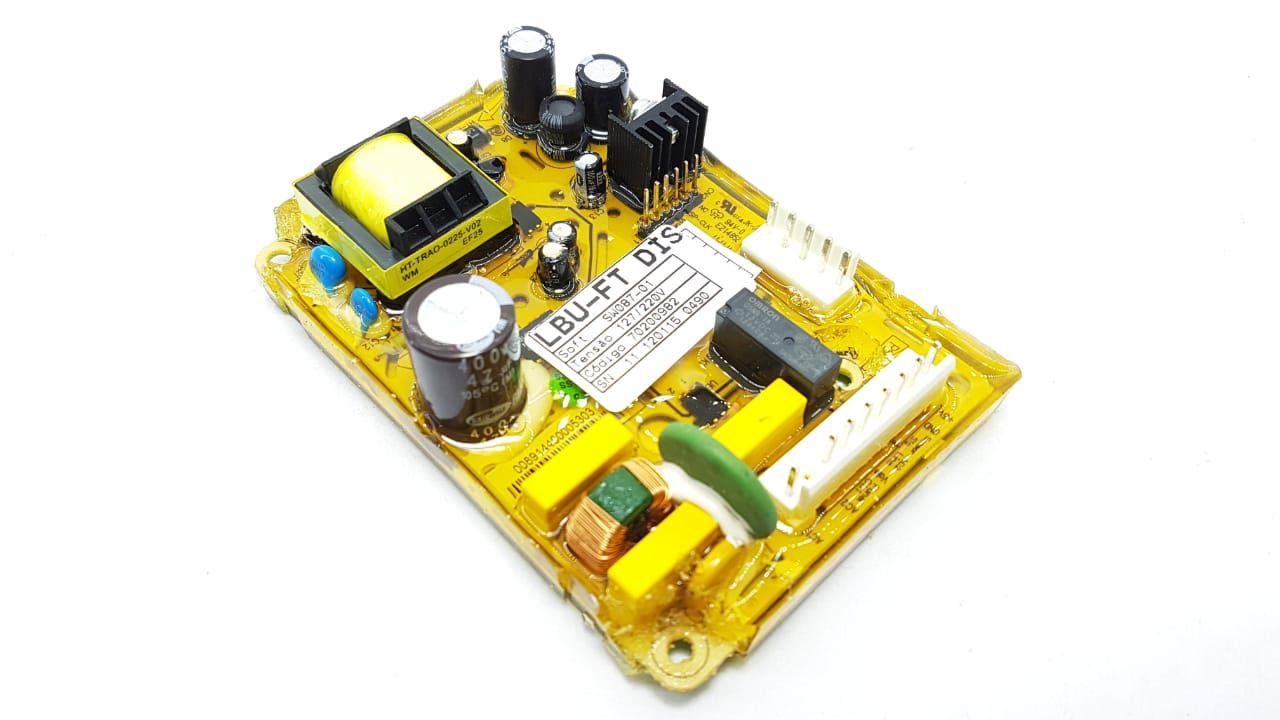 Placa Caneta Ultra Som Lavadora Electrolux Lbu15 70200982