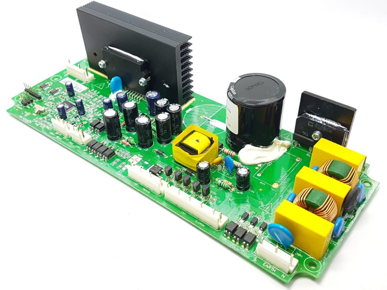 Placa De Potência Lavadora Electrolux Lta15 70200040 Orig. 220V