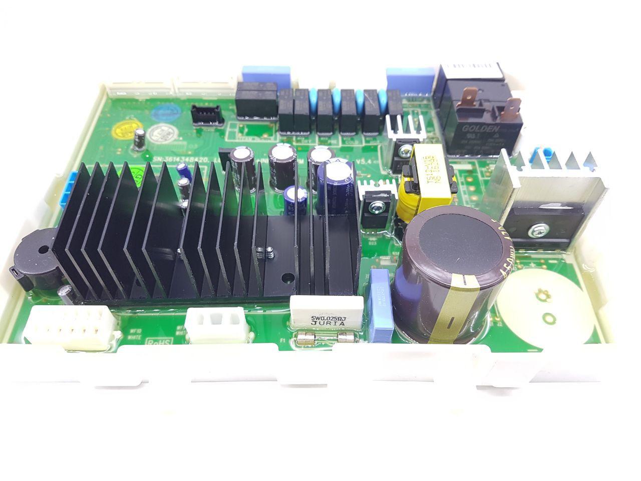 Placa Eletrônica Electrolux Lse09 361mpcld61 Original 220v