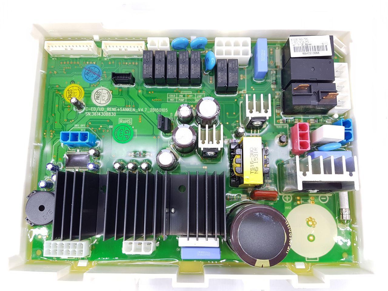 Placa Eletrônica Electrolux Lse11 Prpssw7d42 Original 220v