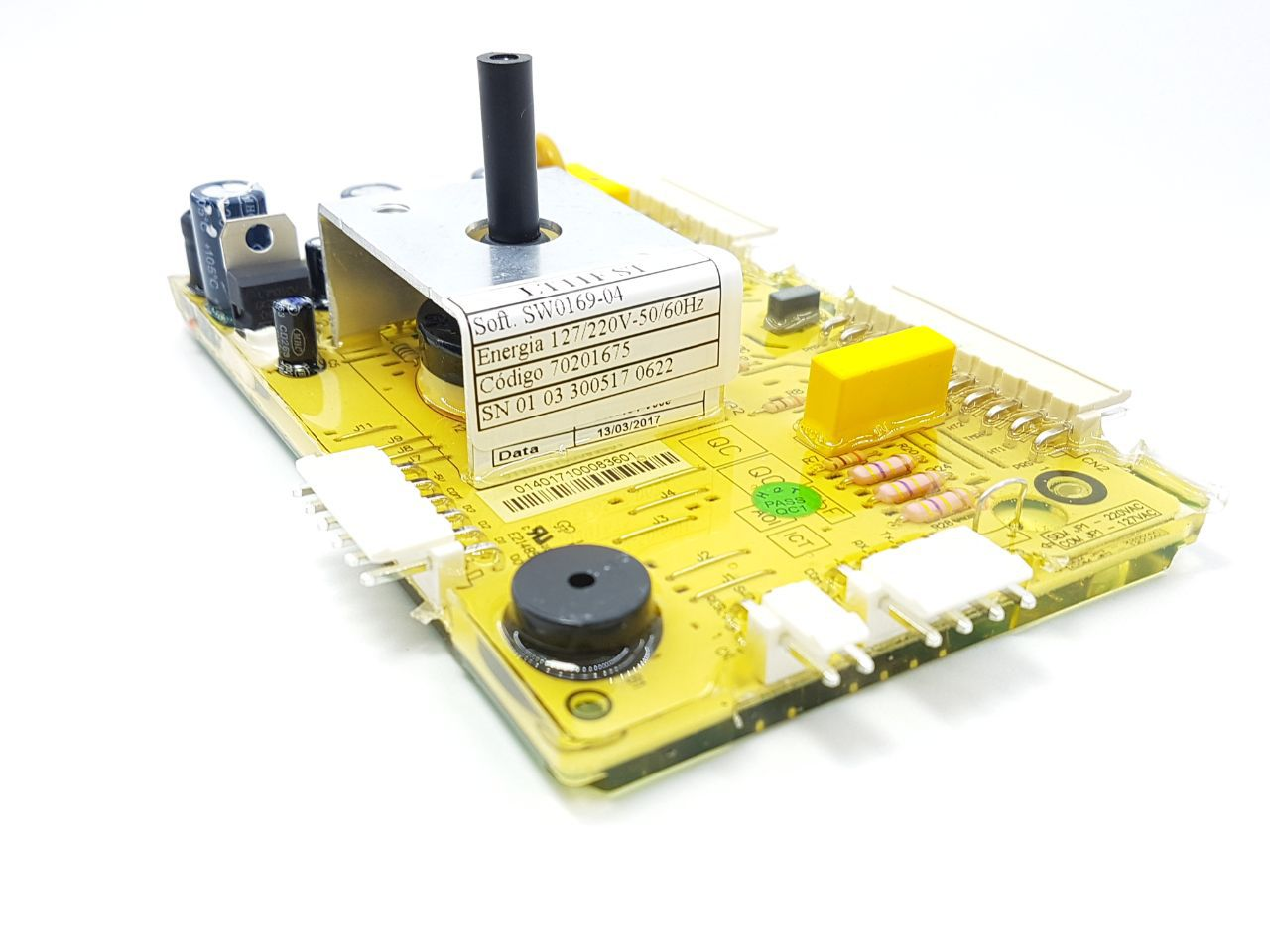 Placa Eletrônica Electrolux Lt11f 70201675 Original Bivolt