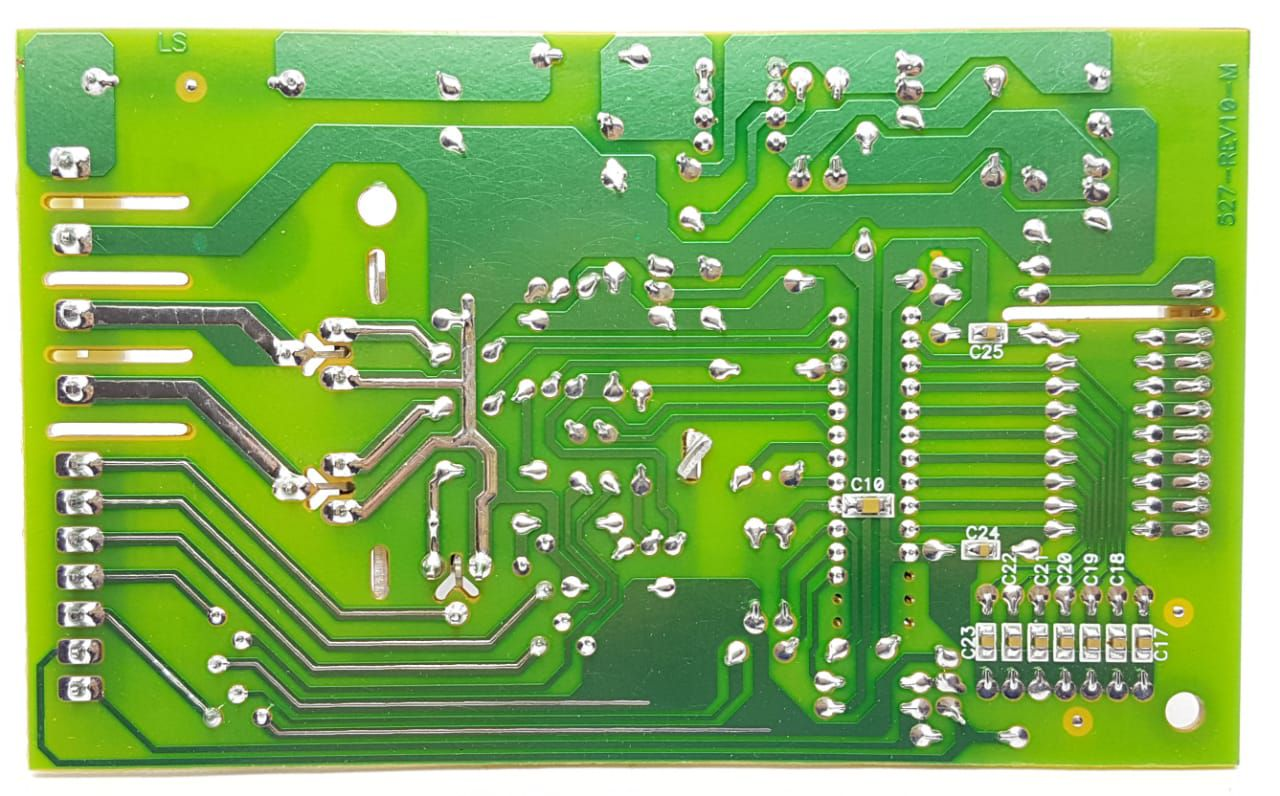 Placa Eletrônica Electrolux Lt12 64800265 Bivolt Cp0547