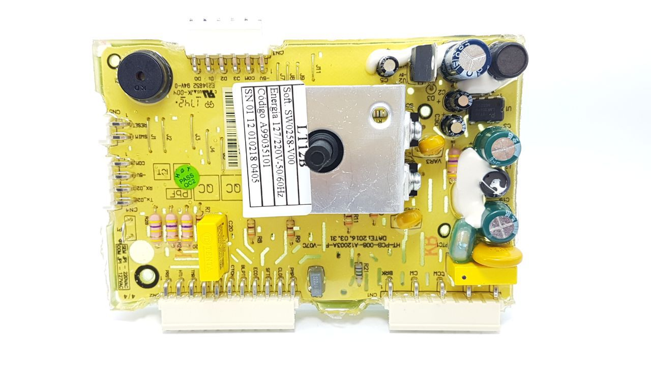 Placa Eletrônica Electrolux Lt12b A99035101 Original Bivolt