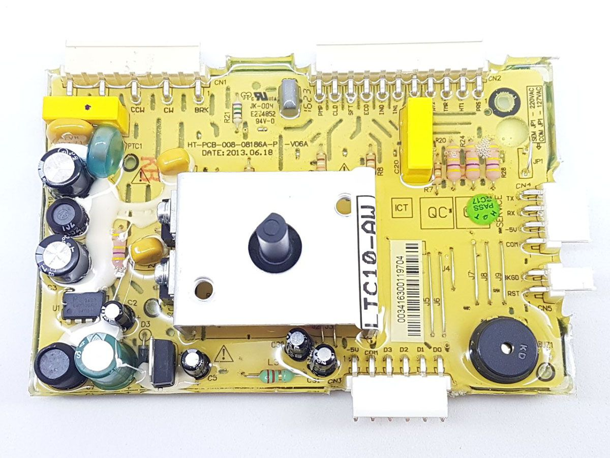 Placa Eletrônica Electrolux Ltc10aw 70200646 Original Bivolt