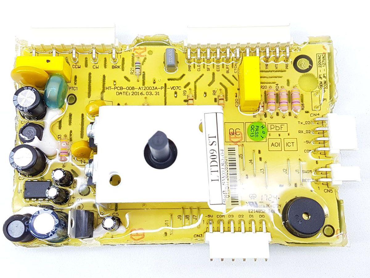 Placa Eletrônica Electrolux Ltd09 70202657 Original Bivolt
