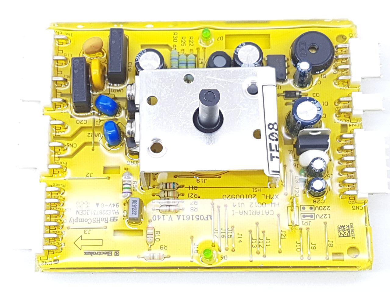 Placa Eletrônica Electrolux Lte08 70200433 Original Bivolt
