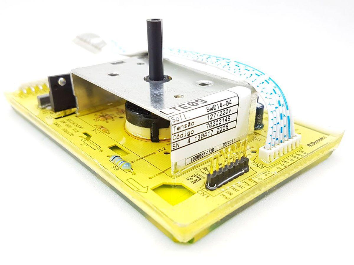 Placa Eletrônica Electrolux Lte09 70202145 Original Bivolt