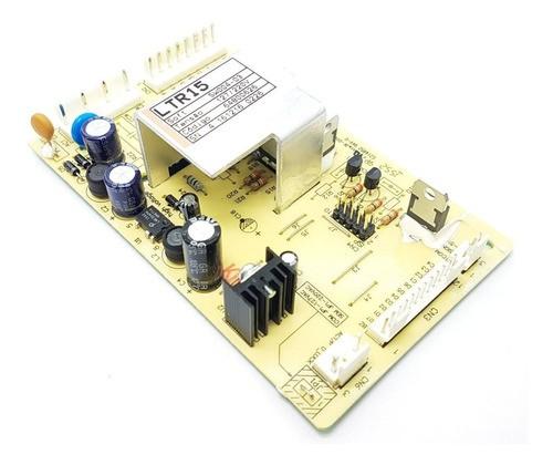 Placa Eletrônica Electrolux Ltr15 64800626 Original Bivolt