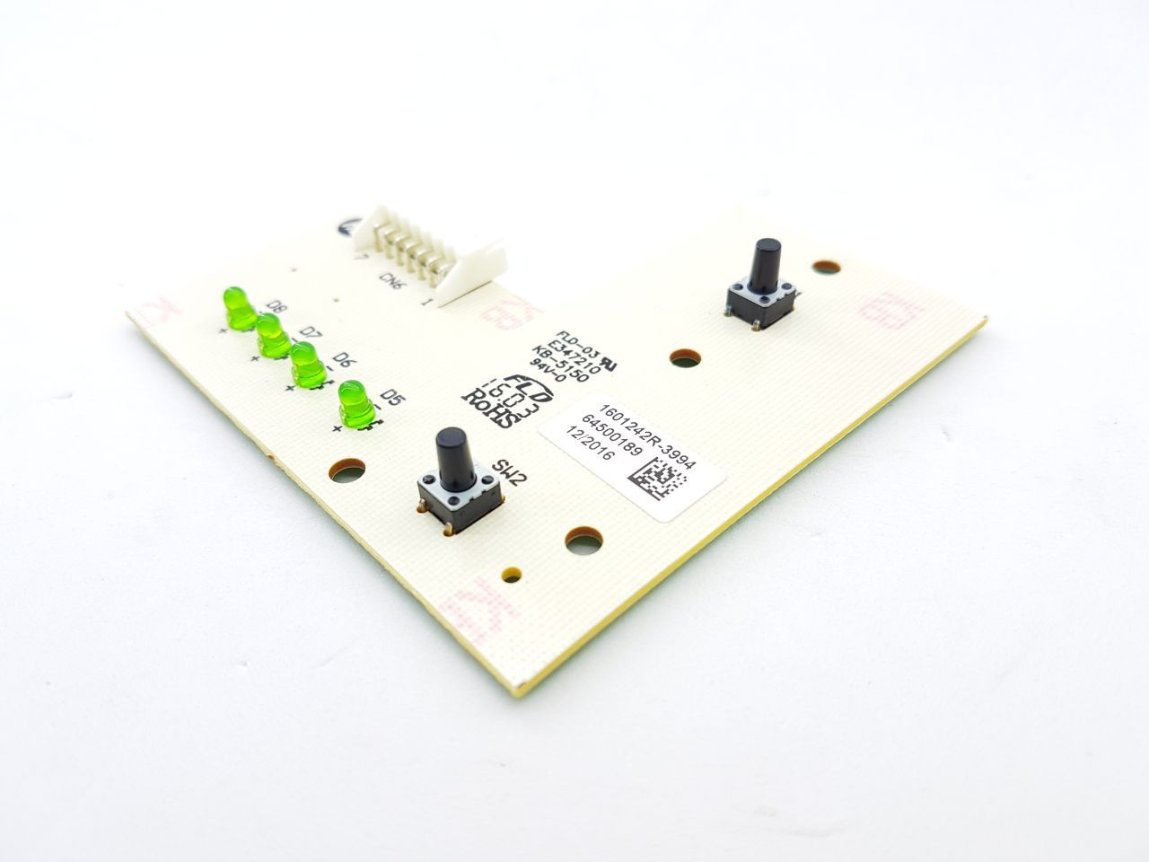 Placa Interface Electrolux Lte09 64500189 Original