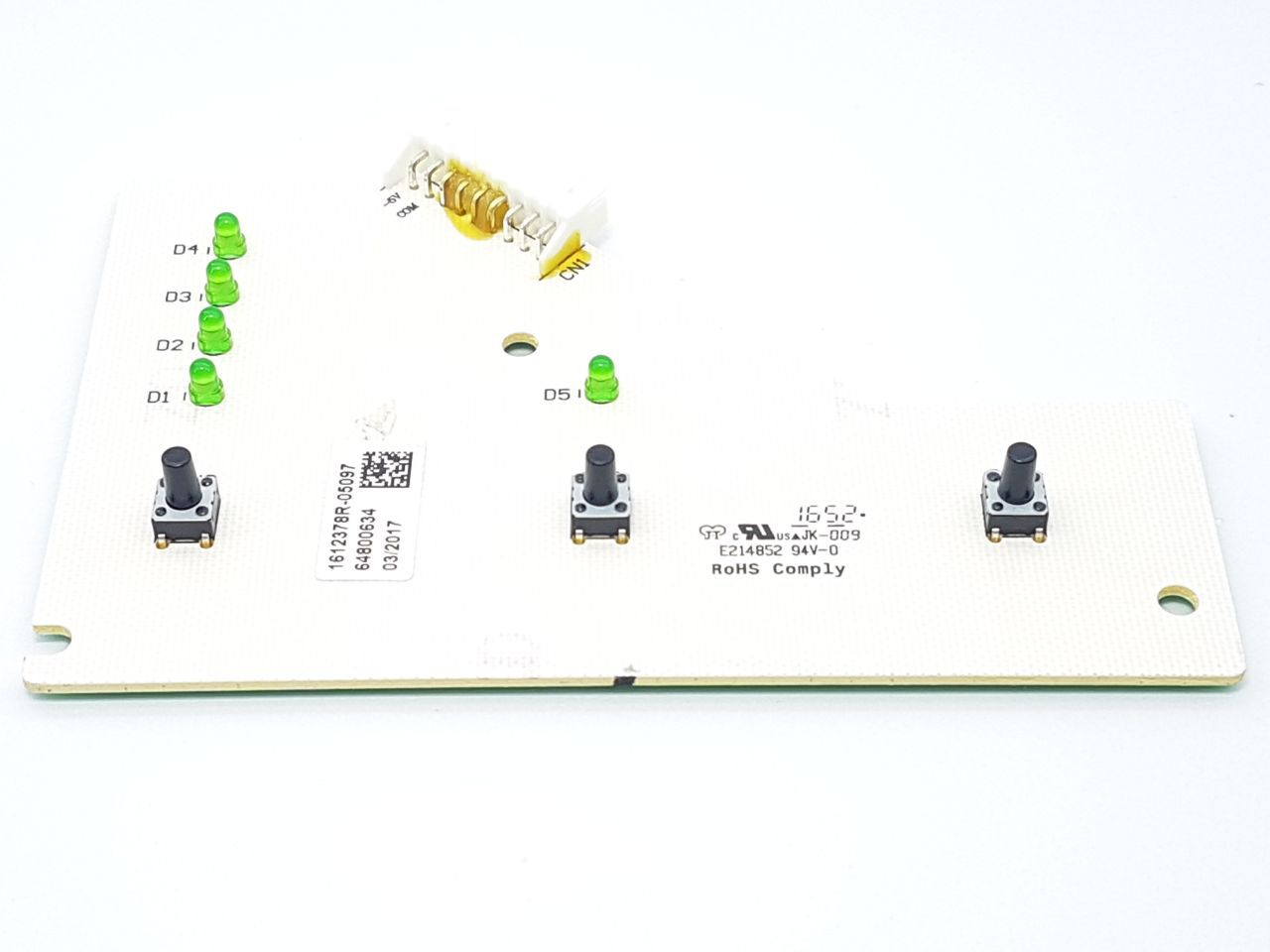 Placa Interface Electrolux Lte12 64800634 Original